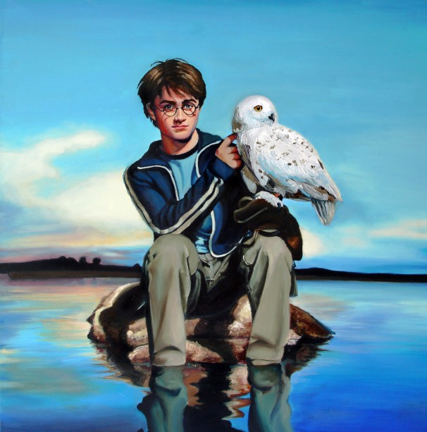 Harry_Potter_And_Hedwig_by_camartin
