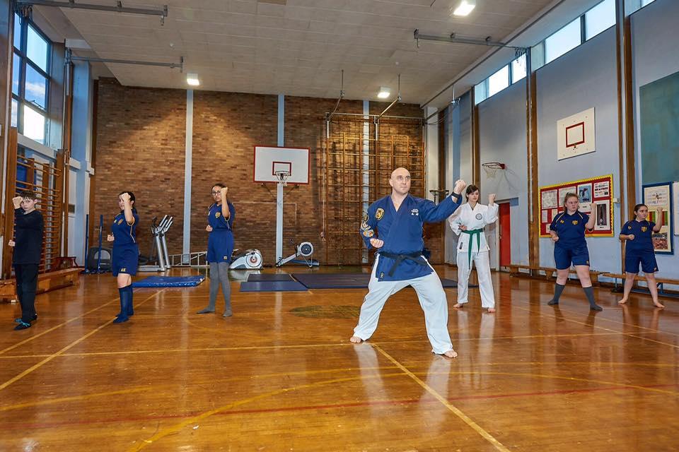 Savio MB Ju Jitsu